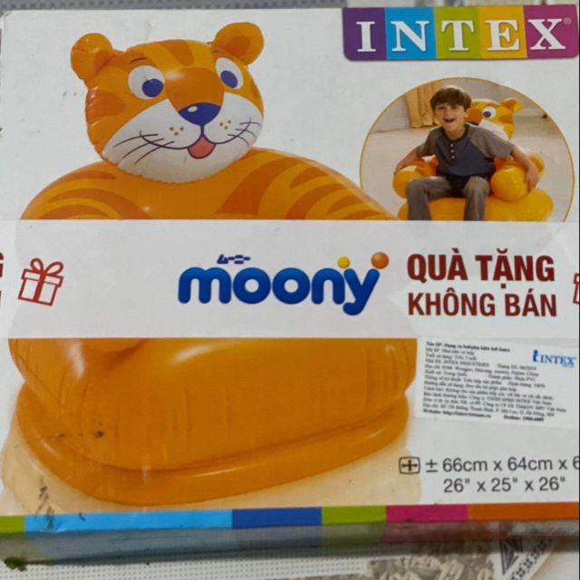 Ghế hơi intex cho bé quà từ moony
