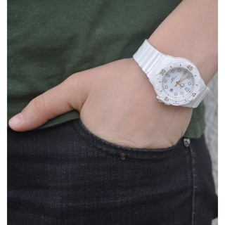 Đồng hồ nữ dây nhựa Casio chính hãng Anh Khuê LRW-200H (12 màu sắc)