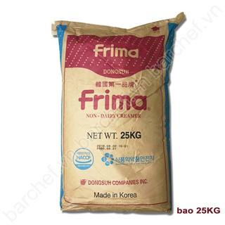 1Kg Bột sữa béo Frima Hàn Quốc dùng pha trà sữa 1kg
