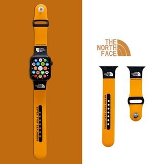 Dây Đồng Hồ Thông Minh Bằng Silicon Dành Cho Apple Watch 3 4 5 S6 38 / 42 / 40 / 44mm