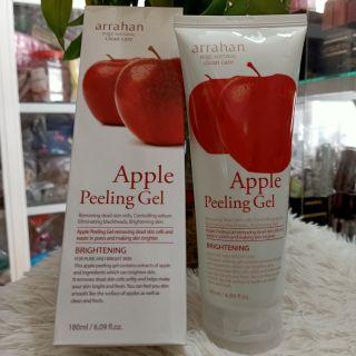[ HÀNG CHÍNH HÃNG] GEL tẩy da chết Apple Peeling gel của arrahan 180ml - AUTH thumbnail