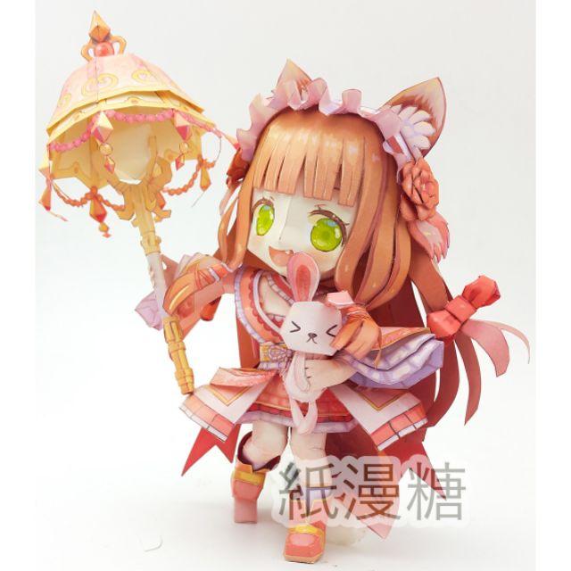 Mô hình giấy anime girl [Princess Connect! Re:Dive] Maho Himemiya