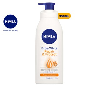 """Sữa dưỡng thể dưỡng trắng NIVEA ban ngày giúp phục hồi & chống nắng SPF30 (350ml) - 88311 giá chỉ còn <strong class=""""price"""">11.200.000.000đ</strong>"""