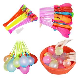 Bộ 111 quả bong bóng nước 3 chùm Magic Balloons – ĐỒ CHƠI CHỢ LỚN