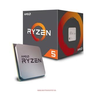 CPU AMD RYZEN 5 2600 SOCKET AM4 ( 3.4GHZ 19M CACHE 6 CORES - 12 THREADS ) 95 thumbnail
