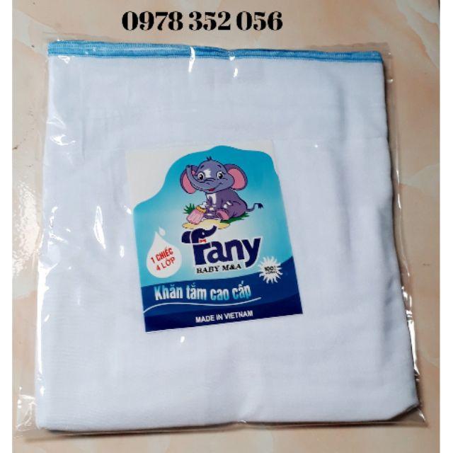 Khăn tắm 4 lớp, khăn cao cấp loại to ( sỉ, lẻ)
