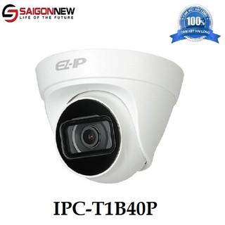 Camera IP Dome hồng ngoại 4.0 Megapixel DAHUA IPC-T1B40P thumbnail