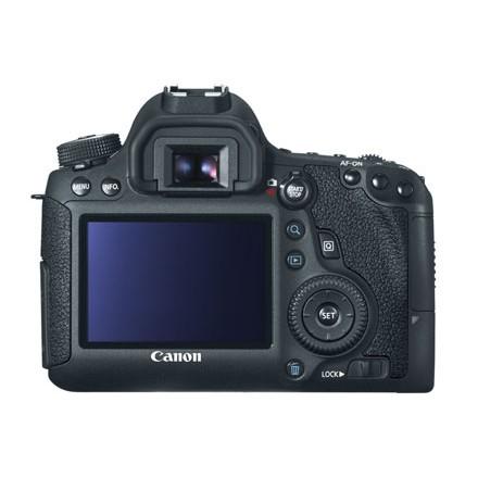 Máy ảnh Canon EOS 6D Body Wifi - Hàng nhập khẩu