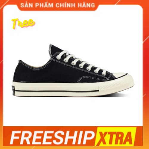 🌟 FREESHIP🌟 Giày sneaker Converse Chuck Taylor All Star 1970s Black cổ thấp