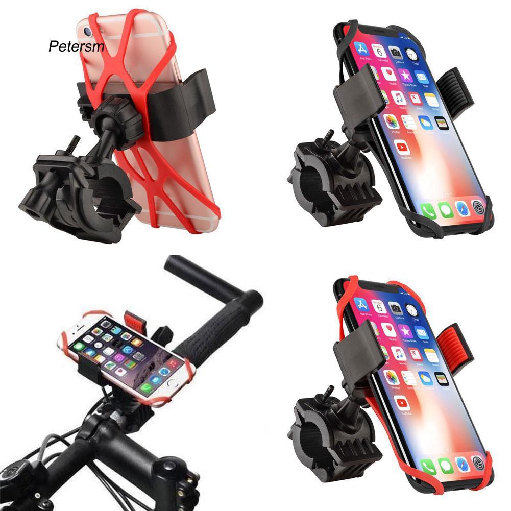 zb_Motorcycle Bicycle MTB Bike Handlebar Mount Holder Universal for Cellphone GPS