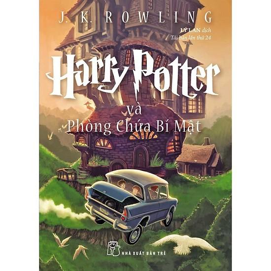 Sách - Harry Potter Và Phòng Chứa Bí Mật - Tập 2
