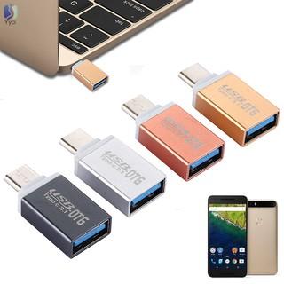 Bộ chuyển đổi dữ liệu đầu cắm sang lỗ cắm USB 3.1 loại-c OTG cho Oneplus 2 / MacBook