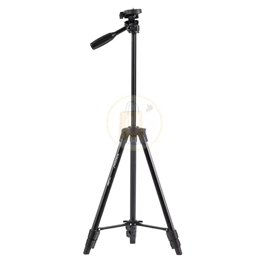 Chân máy ảnh Tripod YunTeng kèm Remote chụp hình cho điện thoại - 3318642 , 461935945 , 322_461935945 , 320000 , Chan-may-anh-Tripod-YunTeng-kem-Remote-chup-hinh-cho-dien-thoai-322_461935945 , shopee.vn , Chân máy ảnh Tripod YunTeng kèm Remote chụp hình cho điện thoại