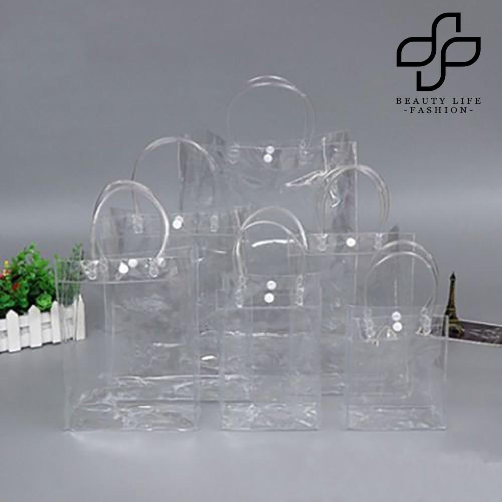 Túi Nhựa Trong Suốt Đựng Đồ Đa Năng Tiện Dụng
