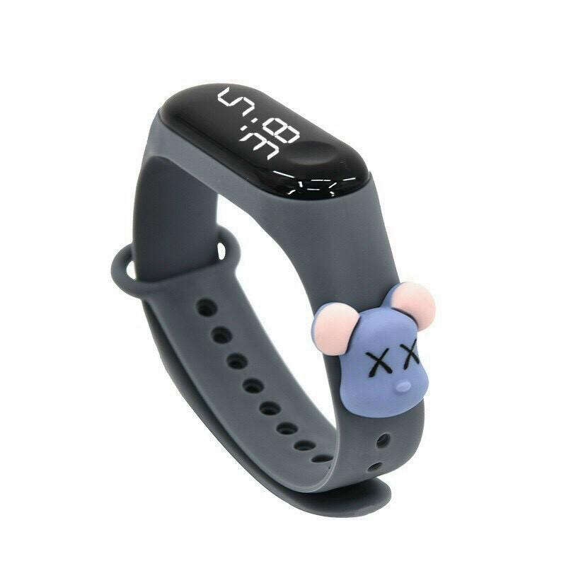 Đồng hồ điện tử Led Mtt5 trẻ em nhân vật hoạt hình ngộ nghĩnh bbs42