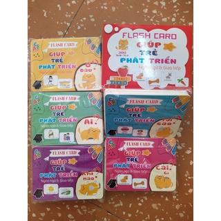 Bộ thẻ 5 chủ đề phát triển ngôn ngữ và giao tiếp thumbnail