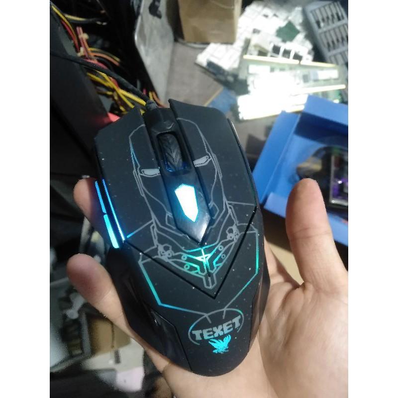 chuột game chuẩn cybercore giá rẻ