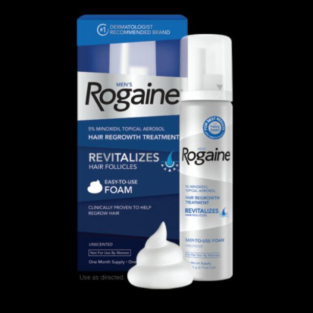 [ Bán Sỉ ] Thuốc mọc tóc Rogaine Minoxidil 5% Cho Nam