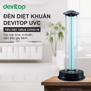 Đèn diệt khuẩn tia cực tím Devitop UVC 36W có Remote tiện lợi