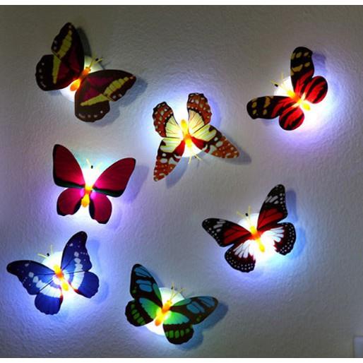 Combo 5 đèn led dán tường nhấp nháy nhiều màu con bướm - 2765556 , 1192862711 , 322_1192862711 , 22500 , Combo-5-den-led-dan-tuong-nhap-nhay-nhieu-mau-con-buom-322_1192862711 , shopee.vn , Combo 5 đèn led dán tường nhấp nháy nhiều màu con bướm