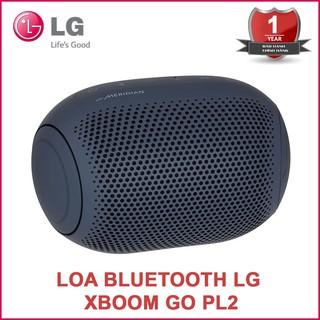 Loa không dây Bluetooth LG XBoom Go PL2 chính hãng - Âm thanh tuyệt đỉnh điều chỉnh mọi cuộc vui