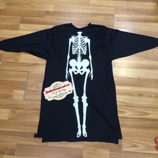 Áo choàng xương