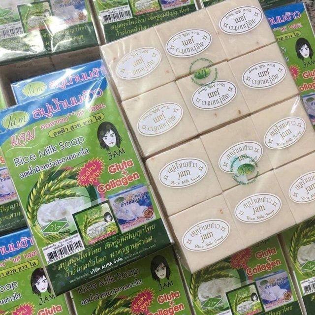 Tắm chiết xuất từ cám gạo Thái Lan JAM
