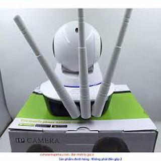 [ Hàng Chính Hãng ] Camera Yoosee 3 Anten IP Wifi HD720. Quay siêu nét - Giá sập sàn