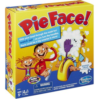 Trò chơi úp bánh kem lên mặt ( Pie Face )