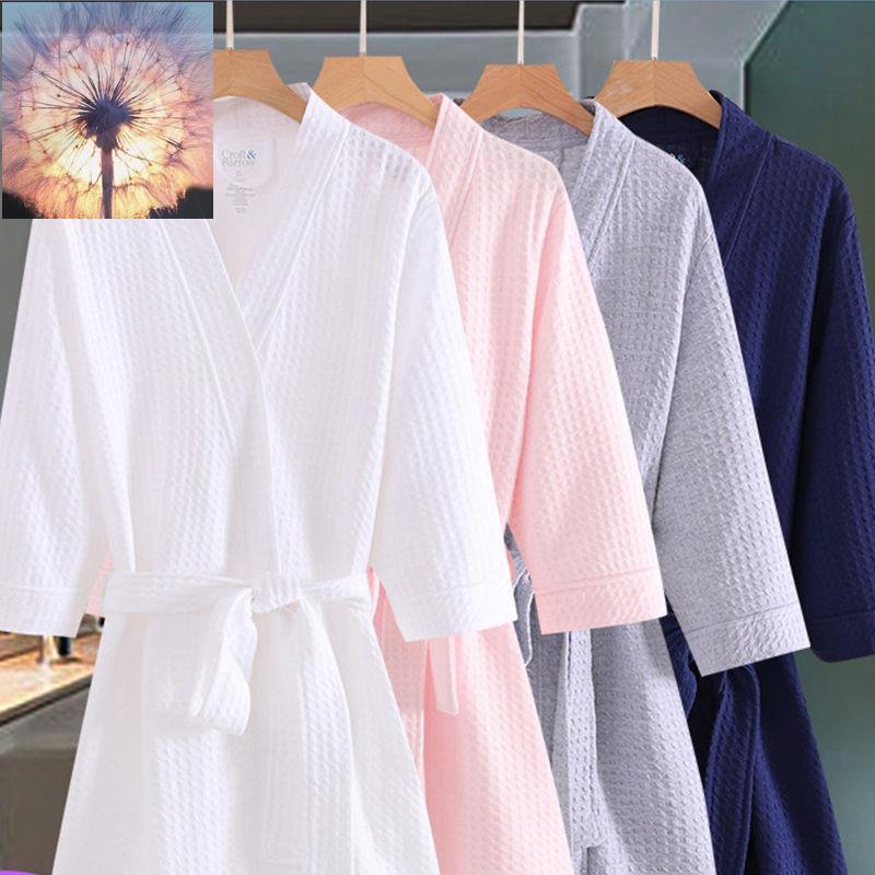 Áo choàng tắm mỏng dáng rộng thời trang xuân thu cho nam và nữ