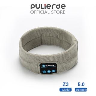 Băng Đô Dệt Kim PULIERDE Z3 Kết Nối Bluetooth 5.0 Nghe Gọi Nghe Nhạc Thích Hợp Tập Thể Dục Ngoài Trời