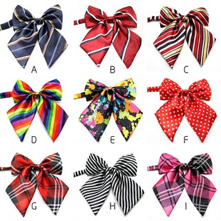 1Pcs Primary Schoolchildren Color Collar Flowers Fashion Children Bow Flower