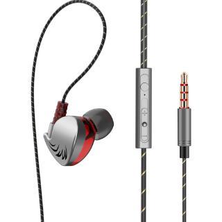 QKZ CK7 Stereo In-ear Earphone Bass Earbud for iPhone Huawei Xiaomi 3.5mm Headphone with Mic