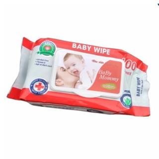 Khăn Ướt Baby Mommy 100 Tờ Cho Bé 3