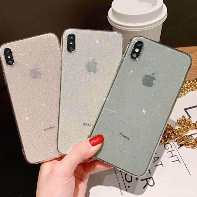 Ốp nhũ siêu sang đanh cho Iphone