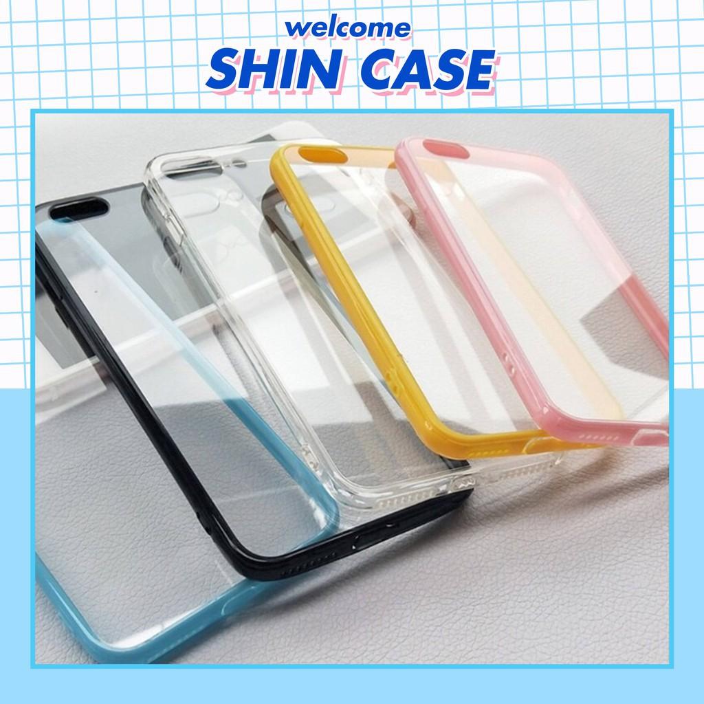 Ốp lưng iphone TRƠN CHỐNG Ố 6 MÀU 5/5s/6/6plus/6s/6splus/7/7plus/8/8plus/x/xr/xs/11/12/pro/max/plus/promax
