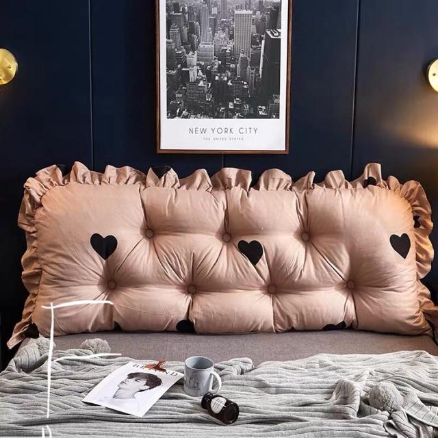 Gối tựa giường hàn quốc mẫu mới nhất hiện nay