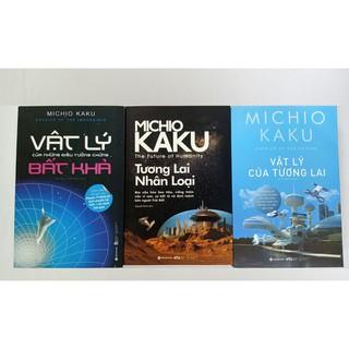 Sách - Combo Sách của tác giả Michio Kaku