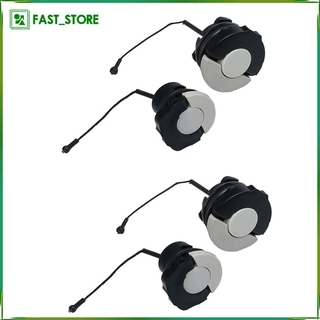Chainsaw Fuel Cap Gas Fuel Cap Oil Filler Cap Set for STIHL MS210 MS250 MS360 Mower Replacement Parts