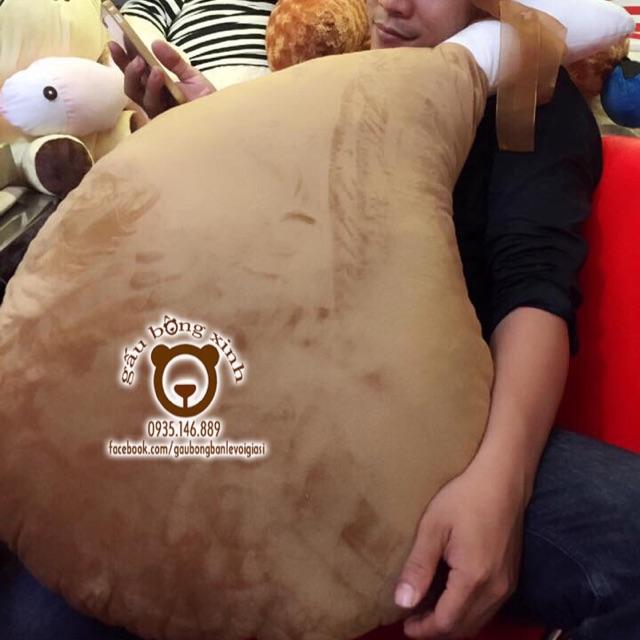Gấu bông đùi gà Gumiho 90cm