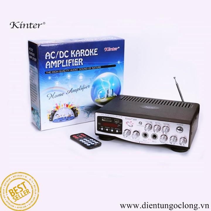 Amply Karaoke Mini Kinter-I009 Subwoofer