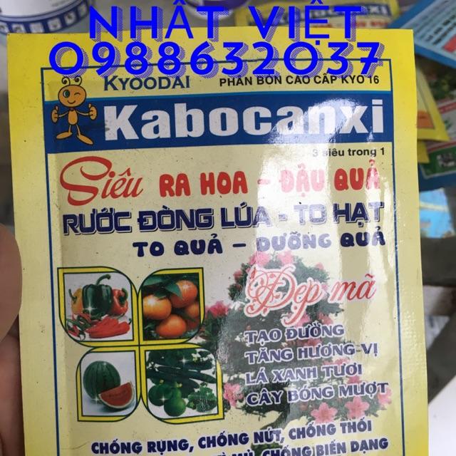 Phân bón ra hoa đậu quả -KABOCANXI