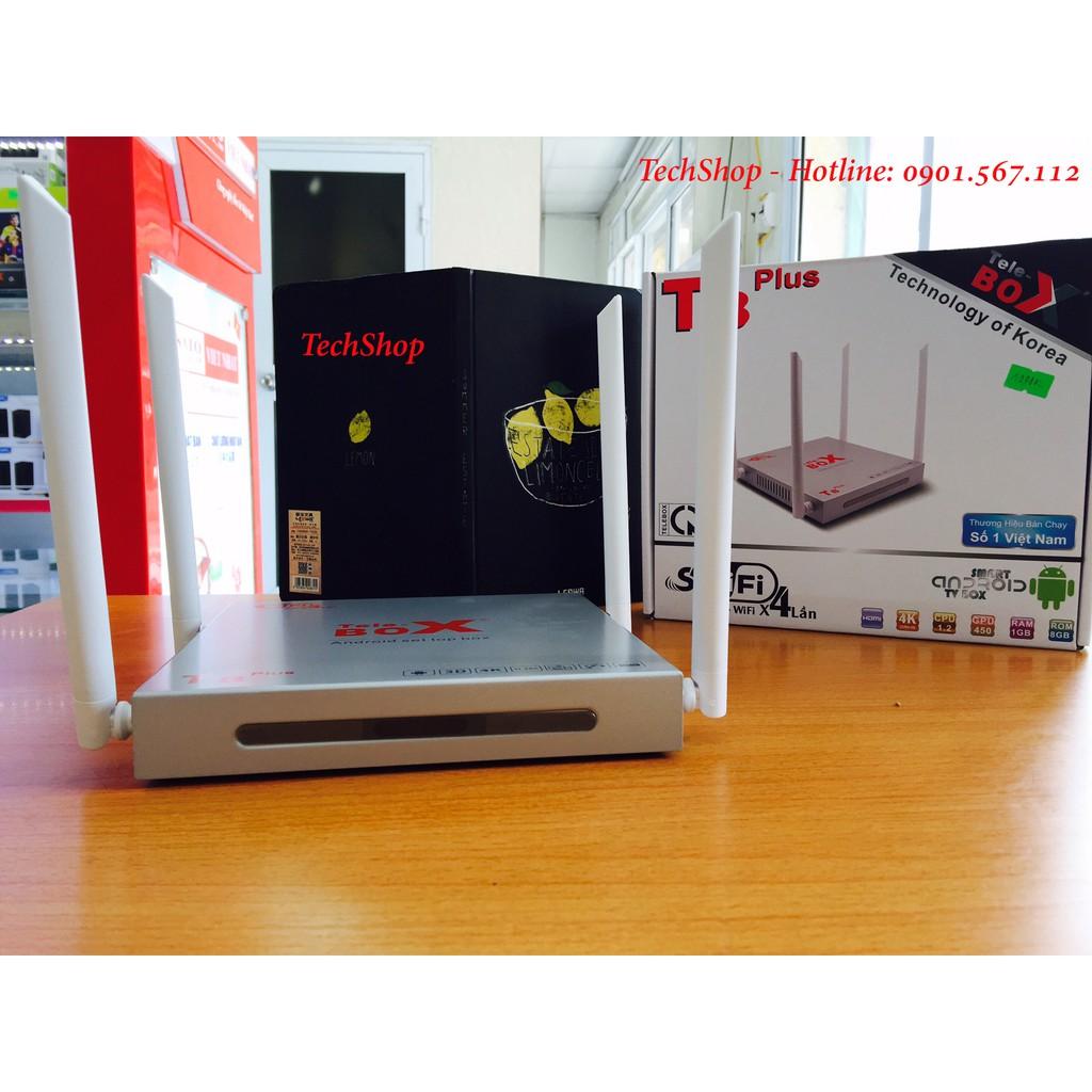 Android TiVi Box T8 Plus 4 Râu - Biến Ngay Tivi Thường Thành Smart TV
