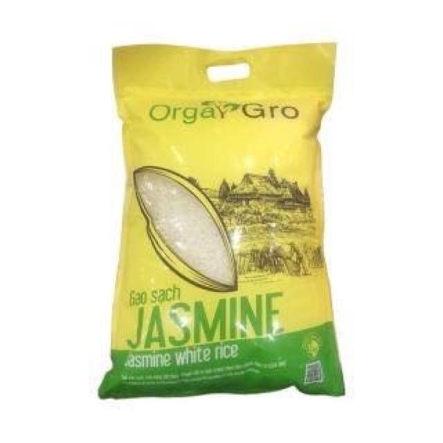 Gạo sạch Jasmine