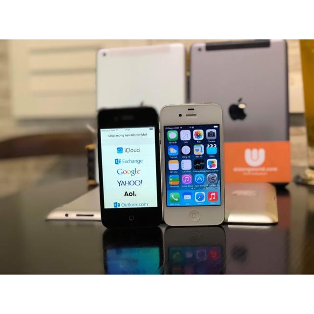 Điện thoại iphone 4 quốc tế 16g