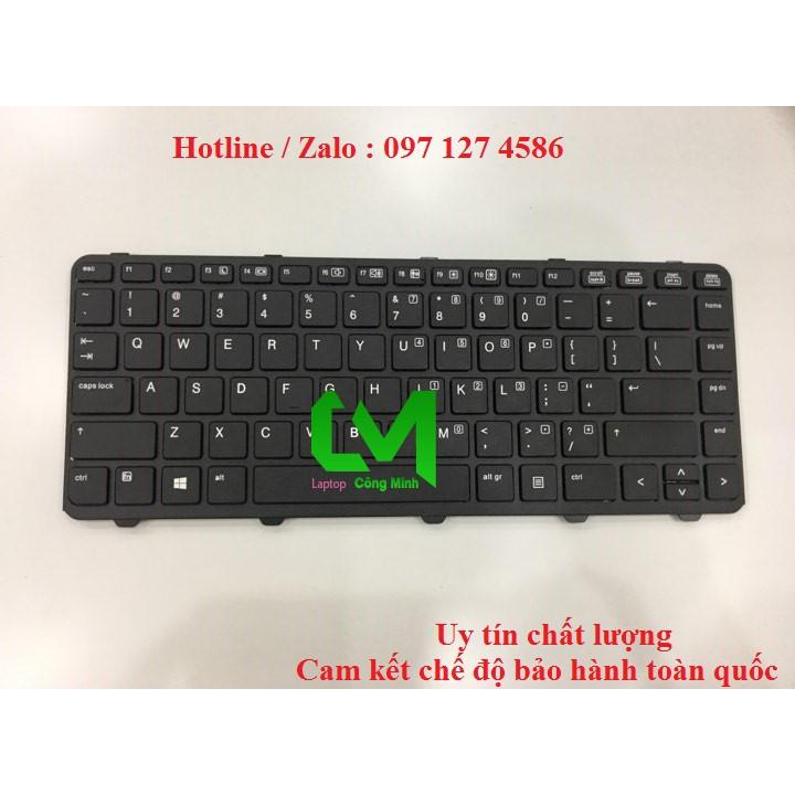 Bàn phím HP Probook 440-G1 440- G2 440 G0 640-G1 645-G1 445-G1-G2 430-G2 – BH 12 tháng Giá chỉ 200.000₫