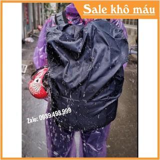 [Giảm Giá 7 Ngày] Túi trùm balo đi mưa