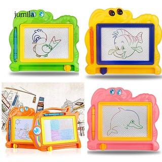 JL_Cartoon Pattern Kids Erasable Writing Drawing Board for Child