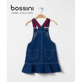 Yếm jean bé gái Bossini 444303060