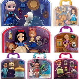 Set đồ chơi búp bê công chúa disney của hãng animator